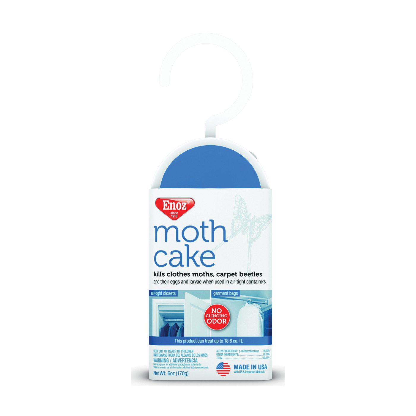 Picture of Enoz 493.6T Moth Cake