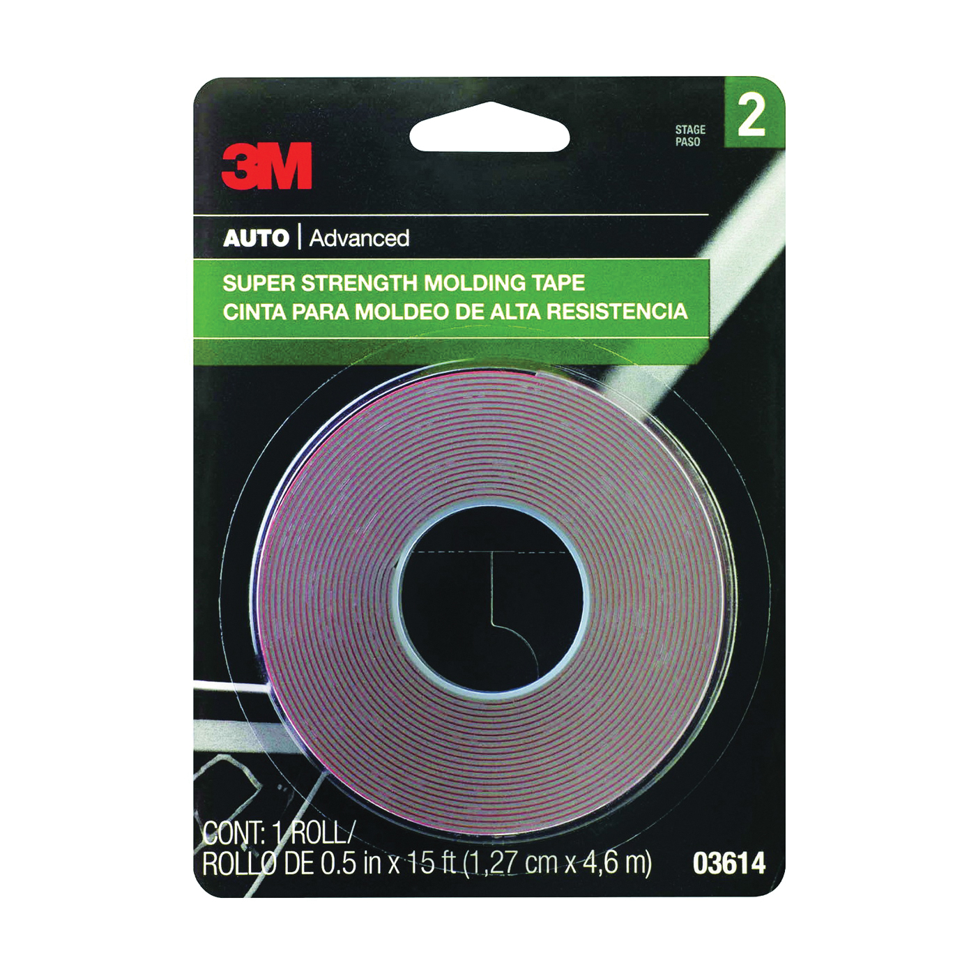 Picture of Bondo 03614 Molding Tapes