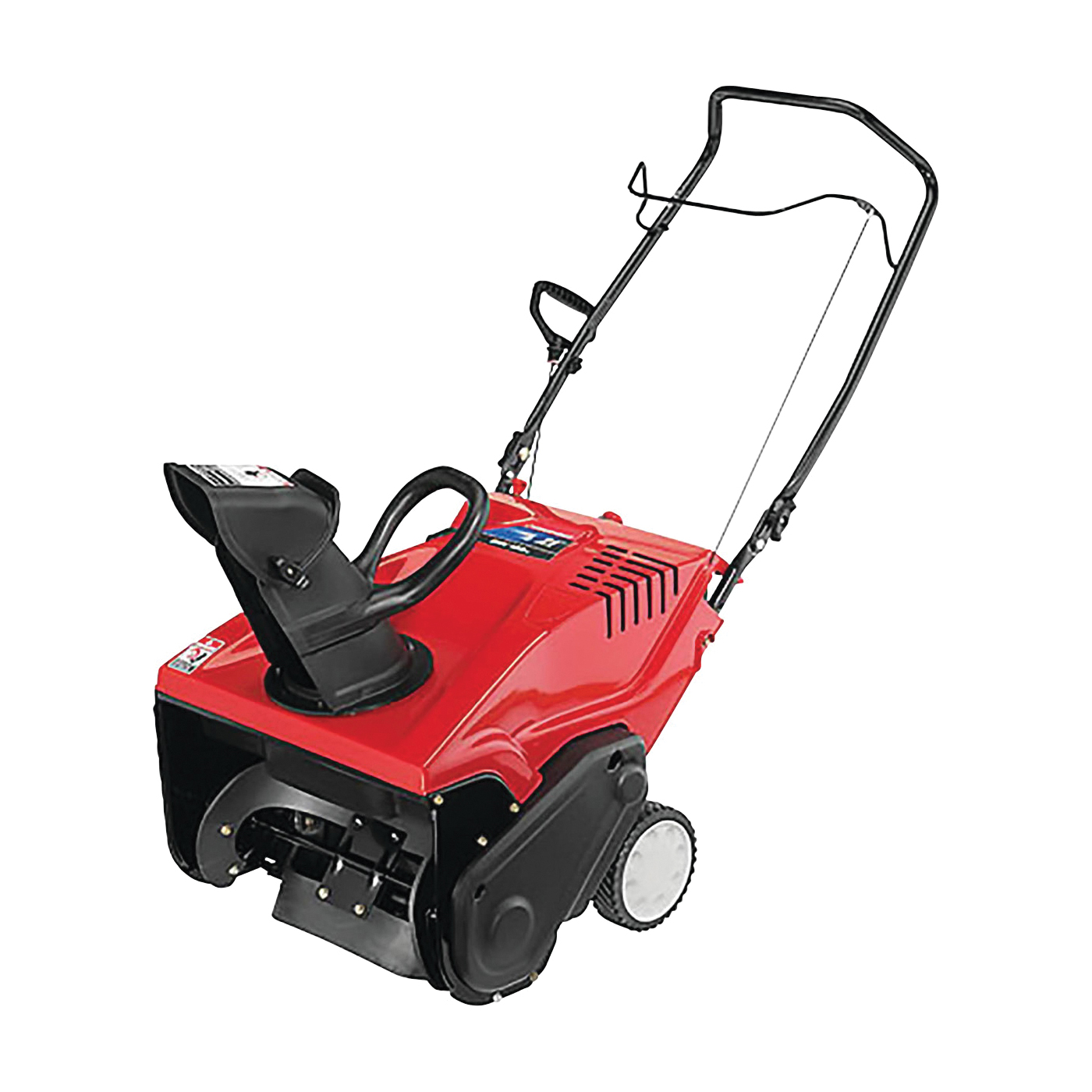 Picture of MTD 31AS2S5G766 Snow Thrower, Gasoline, 123 cc Engine Displacement, OHV Engine, 1 -Stage, Electric Start