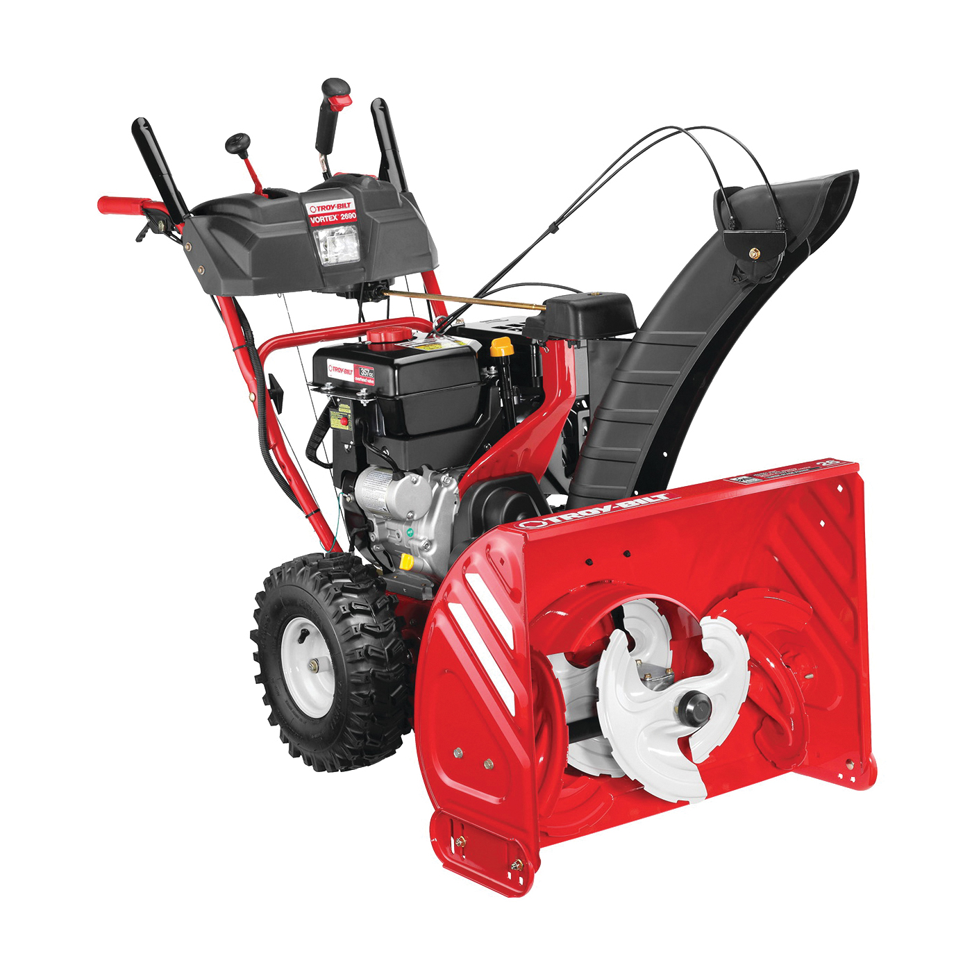 Picture of MTD 31AH54Q6766 Snow Blower, Gasoline, 277 cc Engine Displacement, OHV Engine, 3 -Stage, Electric, Recoil Start