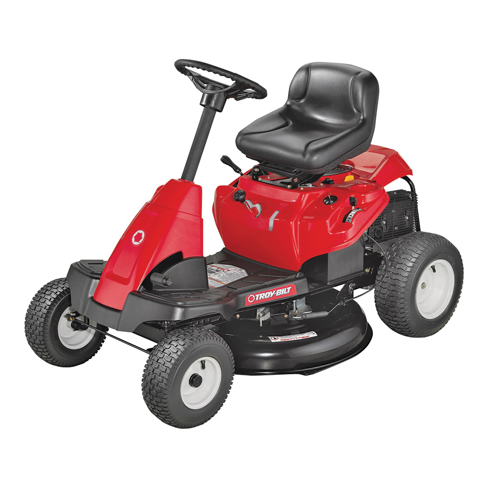 Picture of Troy-Bilt 13A726JD066 Lawn Mower, 382 cc Engine Displacement, 30 in W Cutting, 18 in Turning Radius