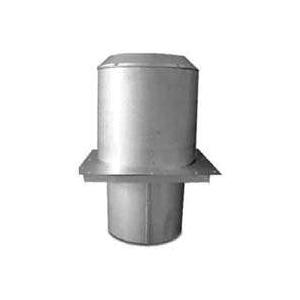Picture of SELKIRK 208490 Firestop/Joist Shield, 8 in, Stainless Steel