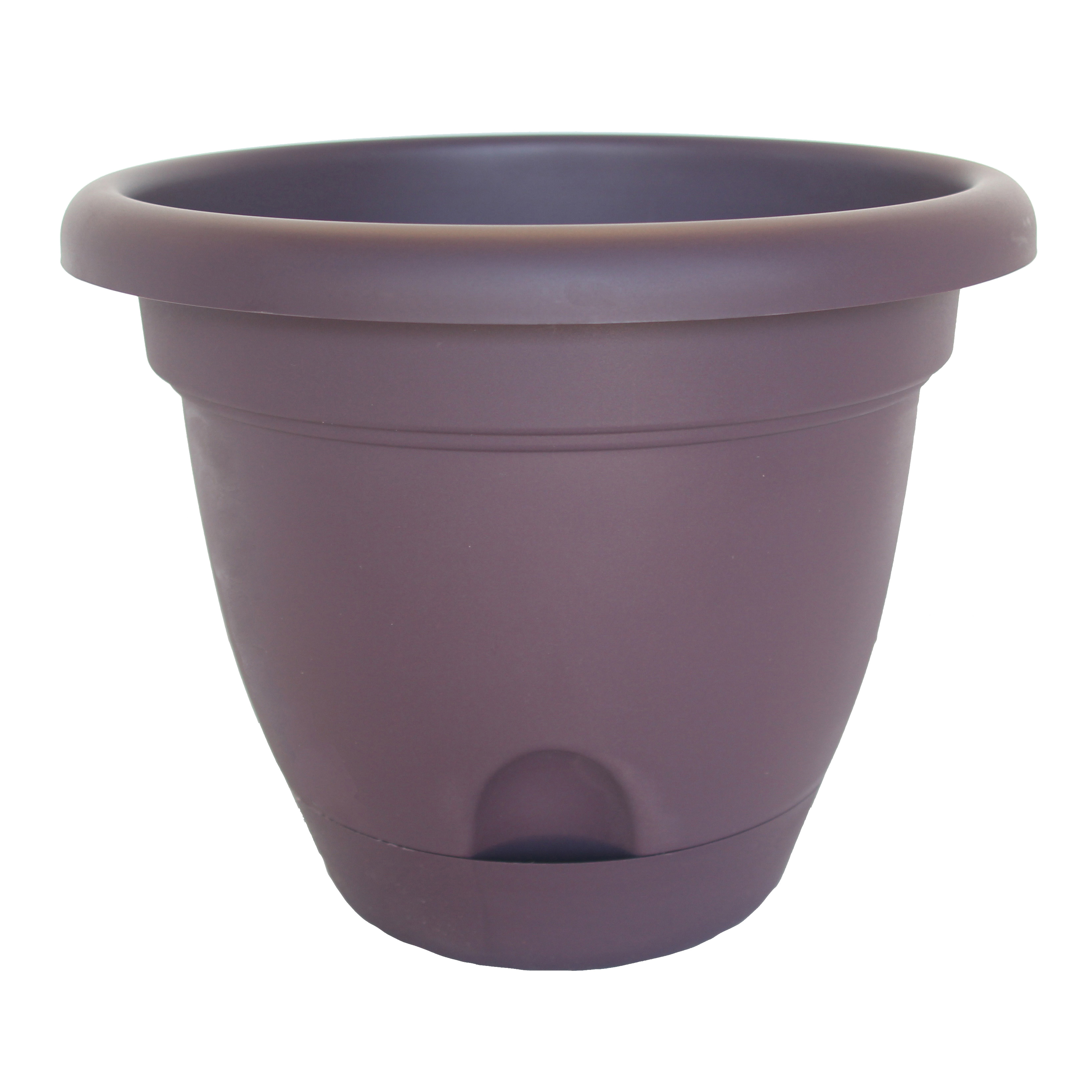 Picture of Bloem Lucca LP1256 Planter, 10.8 in W, Polypropylene, Exotica