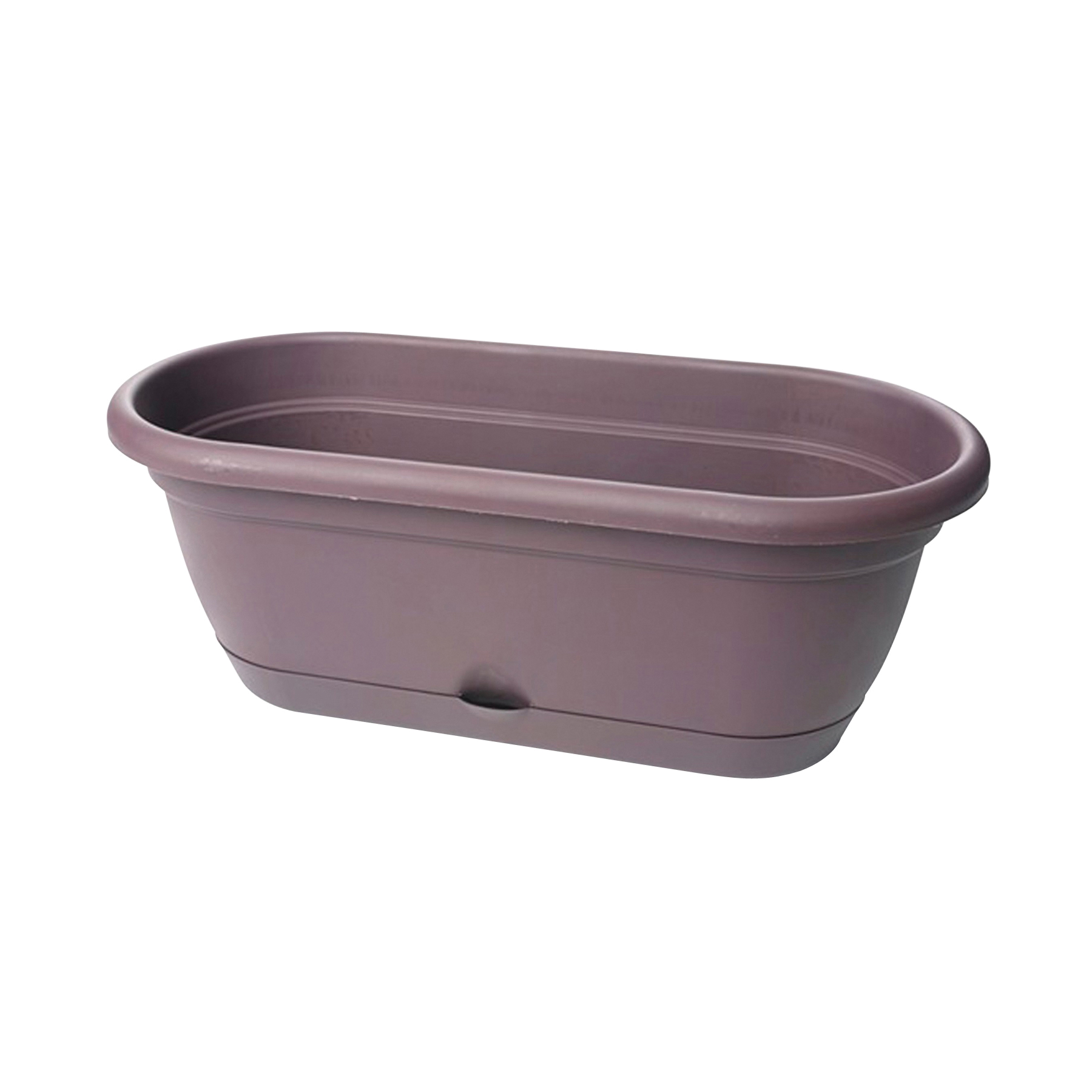 Picture of Bloem Lucca LWB1856 Window Box Planter, 7-1/2 in W, 9.13 in D, Box, Polypropylene, Exotica