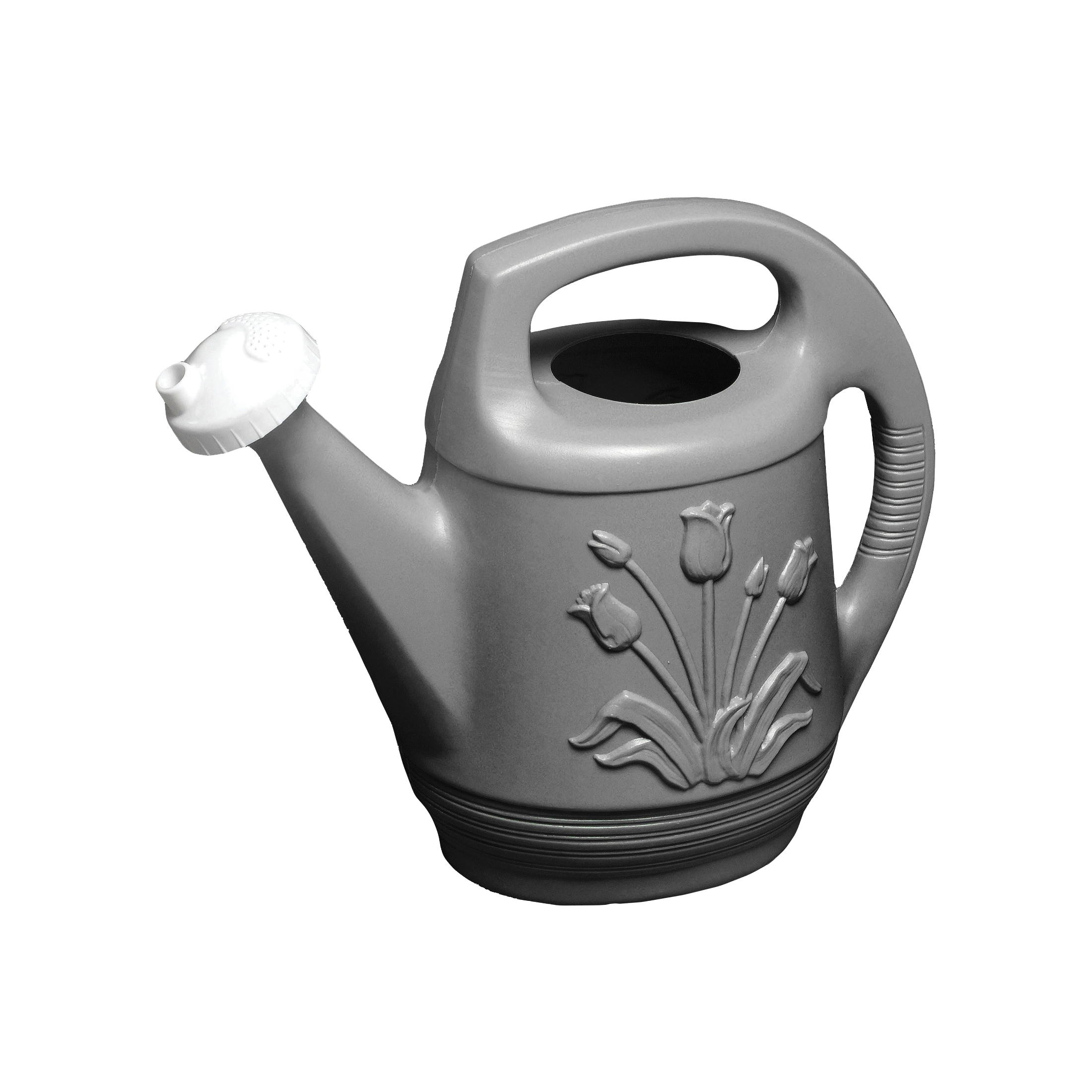 Picture of Bloem T6213-60 Watering Can, 2 gal Can, Polypropylene, Peppercorn