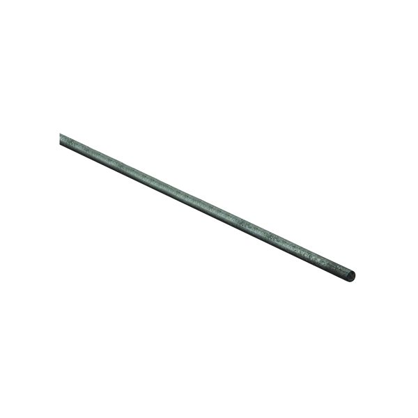 Picture of Stanley Hardware 4054BC Series 316372 Smooth Rod, 1/4 in Dia, 36 in L, Steel, Plain