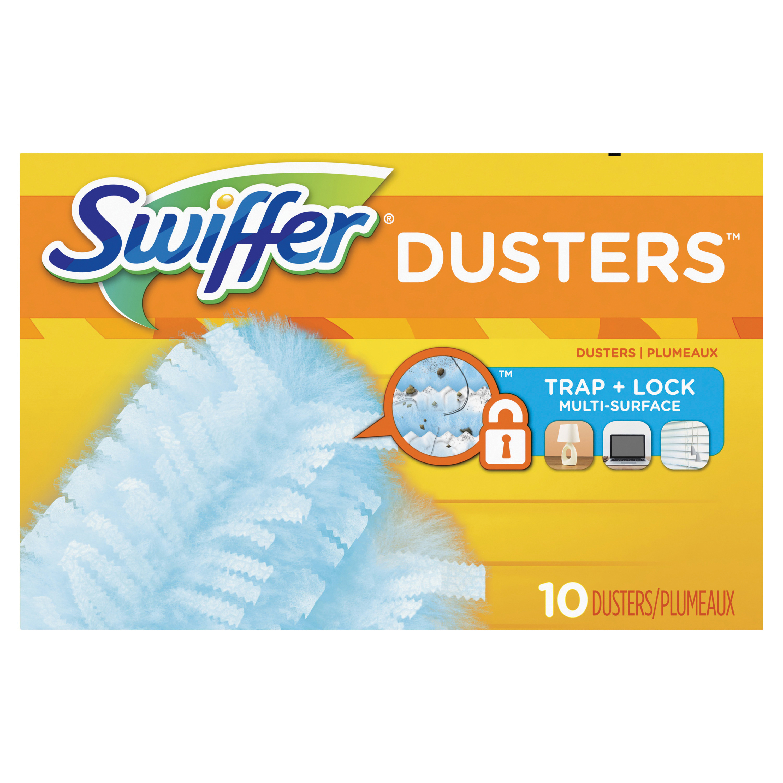 Picture of Swiffer 21459 Duster Refill, Fiber Head