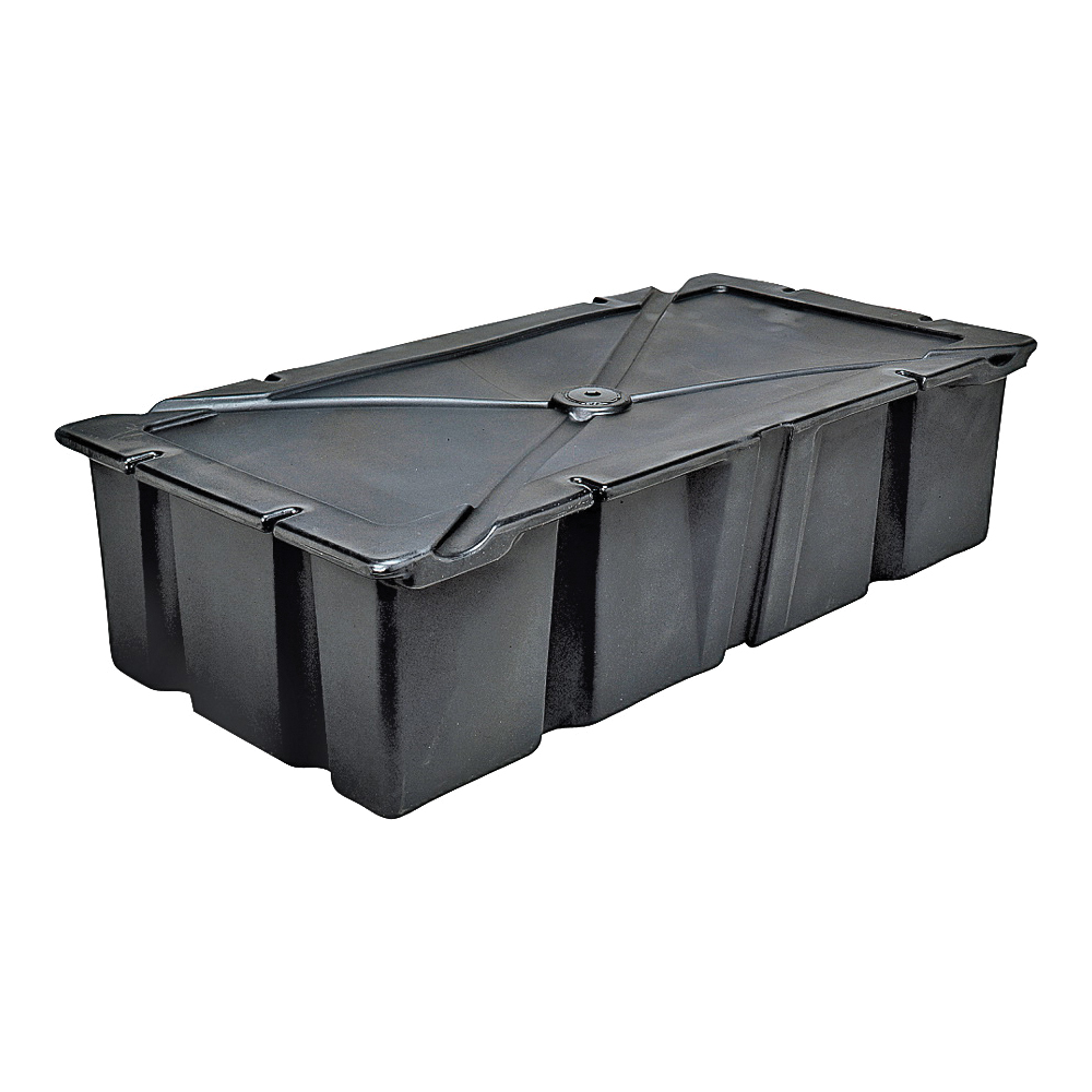 Picture of Multinautic 14029 Dock Float, 48 in L, 24 in W, 12 in H, Polyethylene