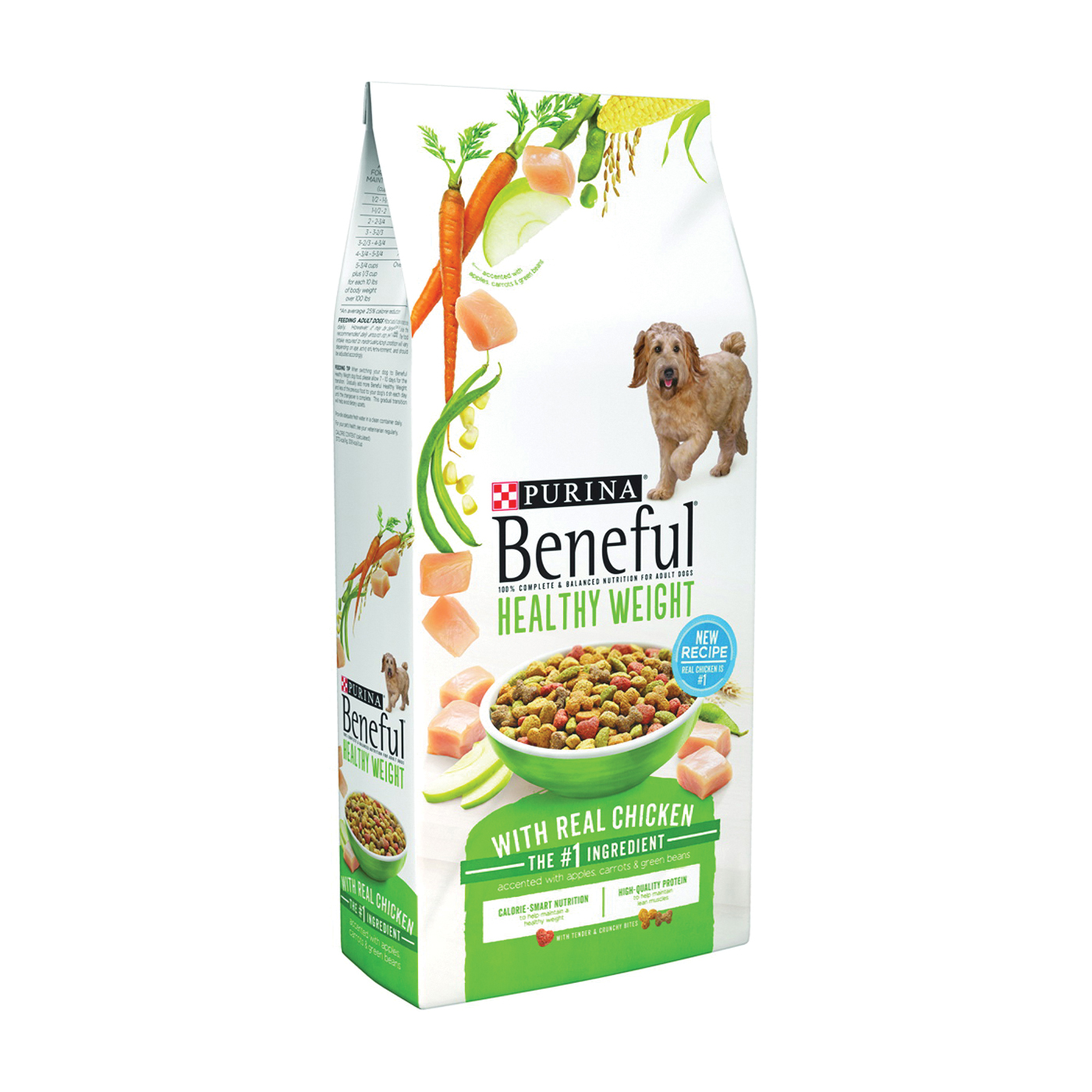 Picture of Beneful 1780013467 Dog Food, 3.5 lb Package, Bag