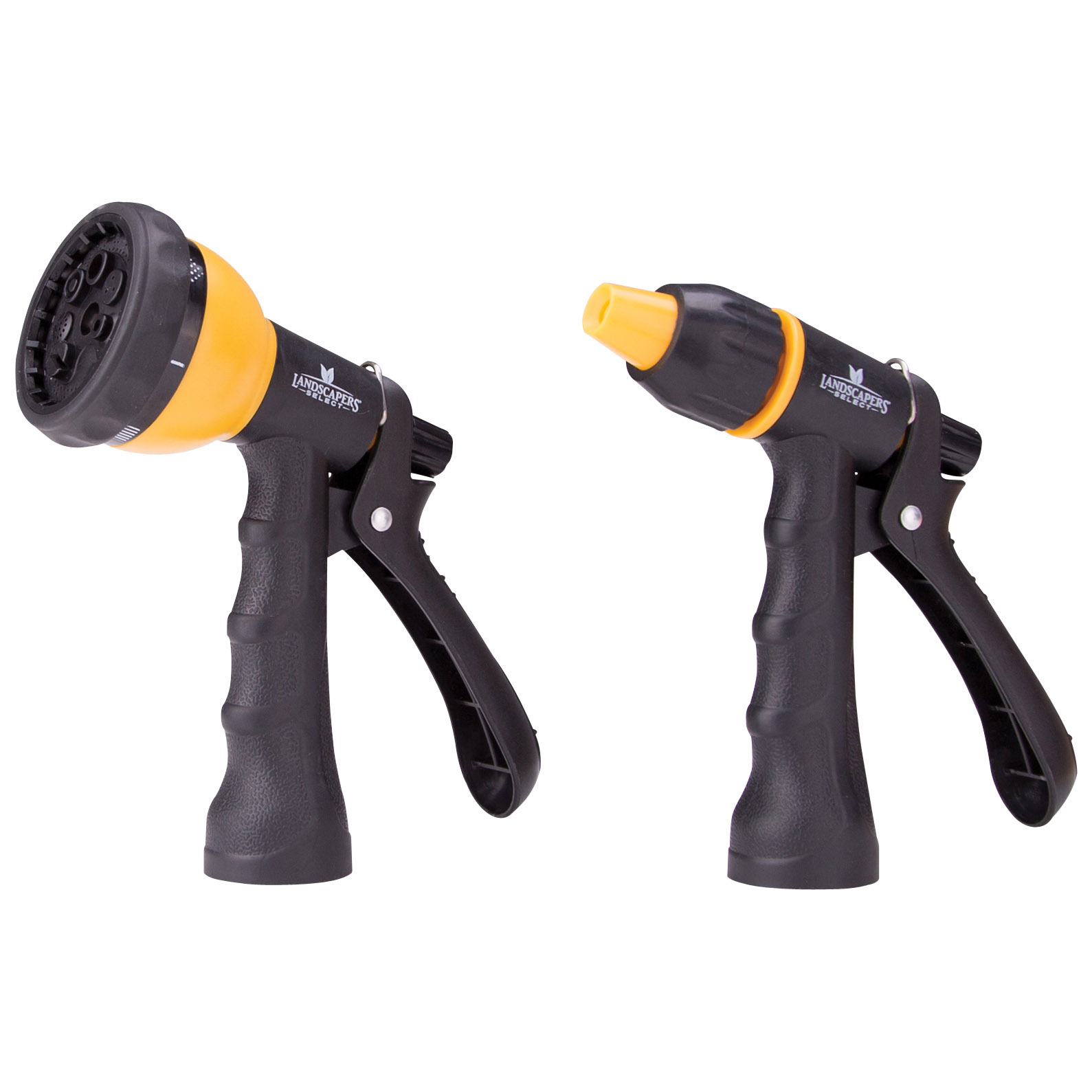 Picture of Landscapers Select GN192831+GN6383 Spray Nozzle Set, Female, Plastic, Black