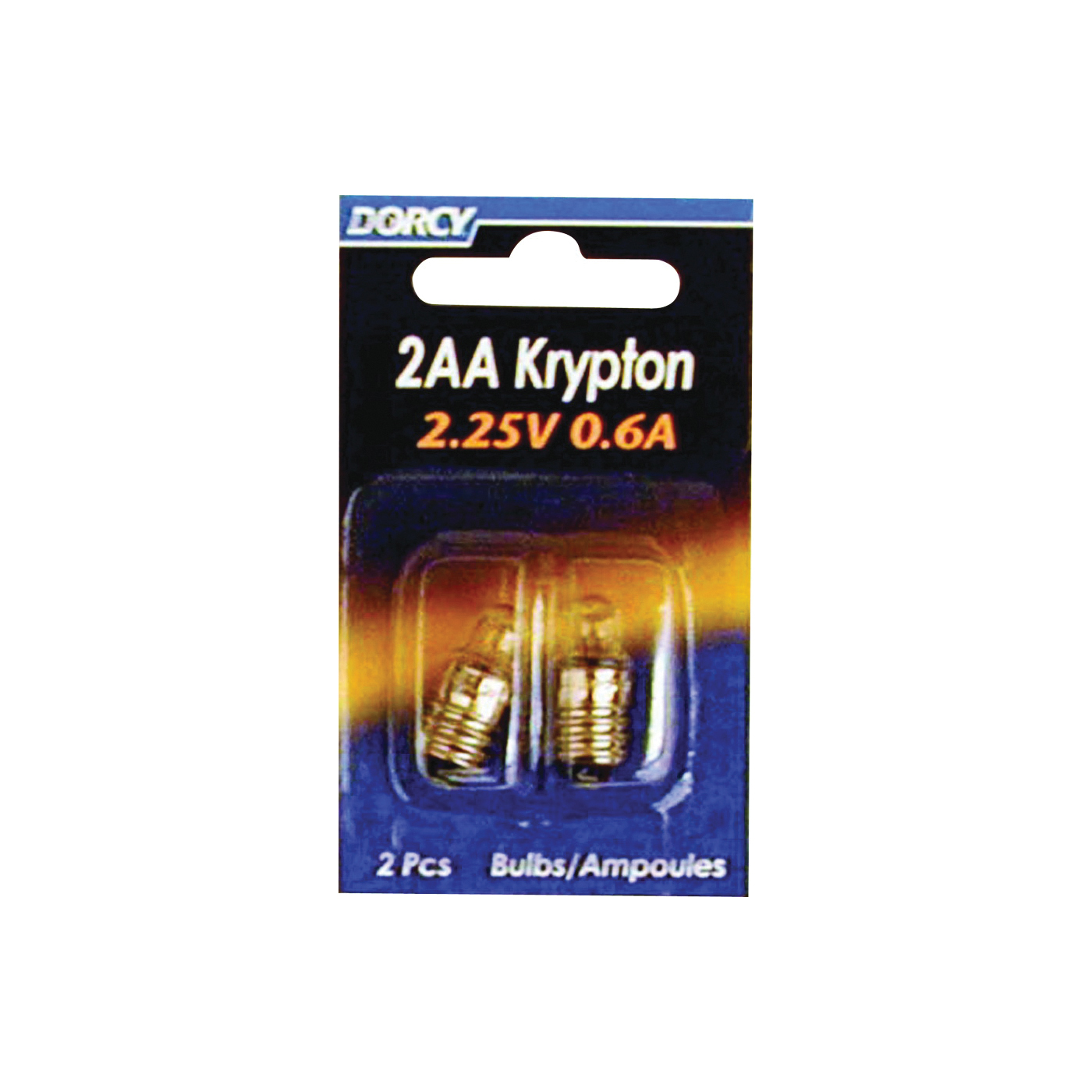 Picture of Dorcy 41-1664 Replacement Bulb, Screw Lamp Base, Krypton Lamp