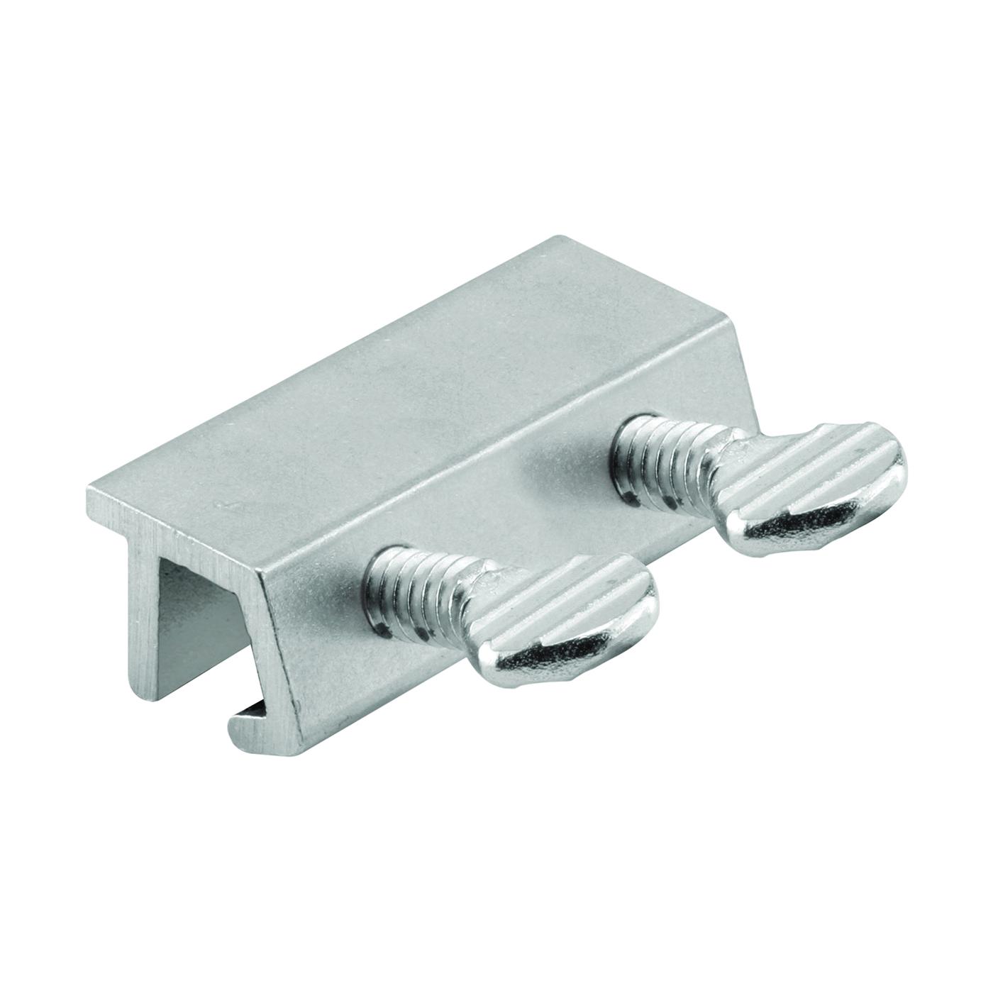 Picture of Prime-Line U 10679 Patio Door Lock, Aluminum, Aluminum, 3/16, 1/8, 1/4 in Thick Door