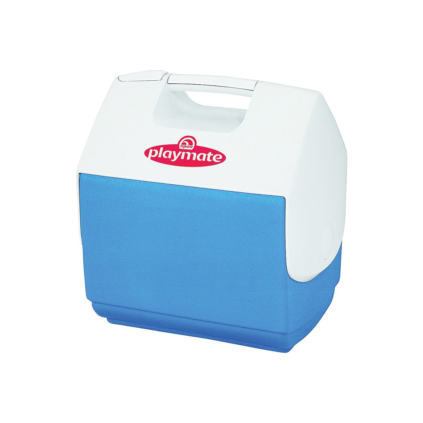 Picture of IGLOO 7363 Cooler, 7 qt Cooler, Blue