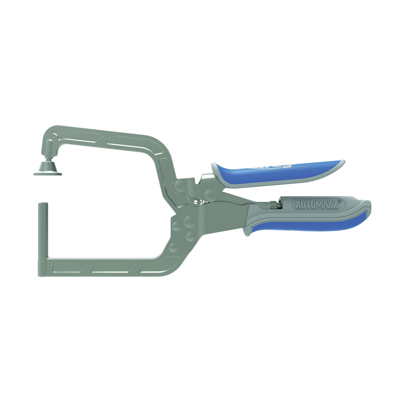 Picture of Kreg KHCRA Clamp, 5 in Max Opening Size, Metal Body
