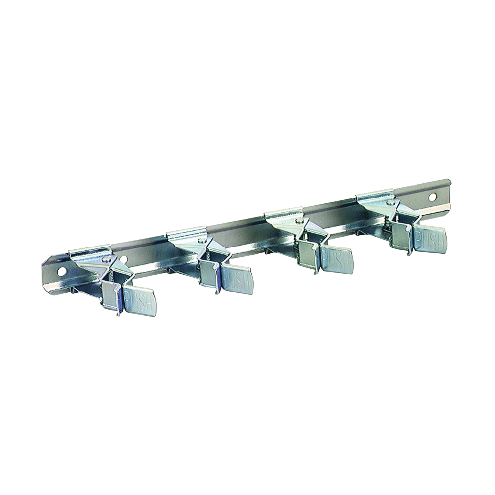 Picture of CRAWFORD SG4 Tool Storage Clip Bar, 4 -Compartment, Steel