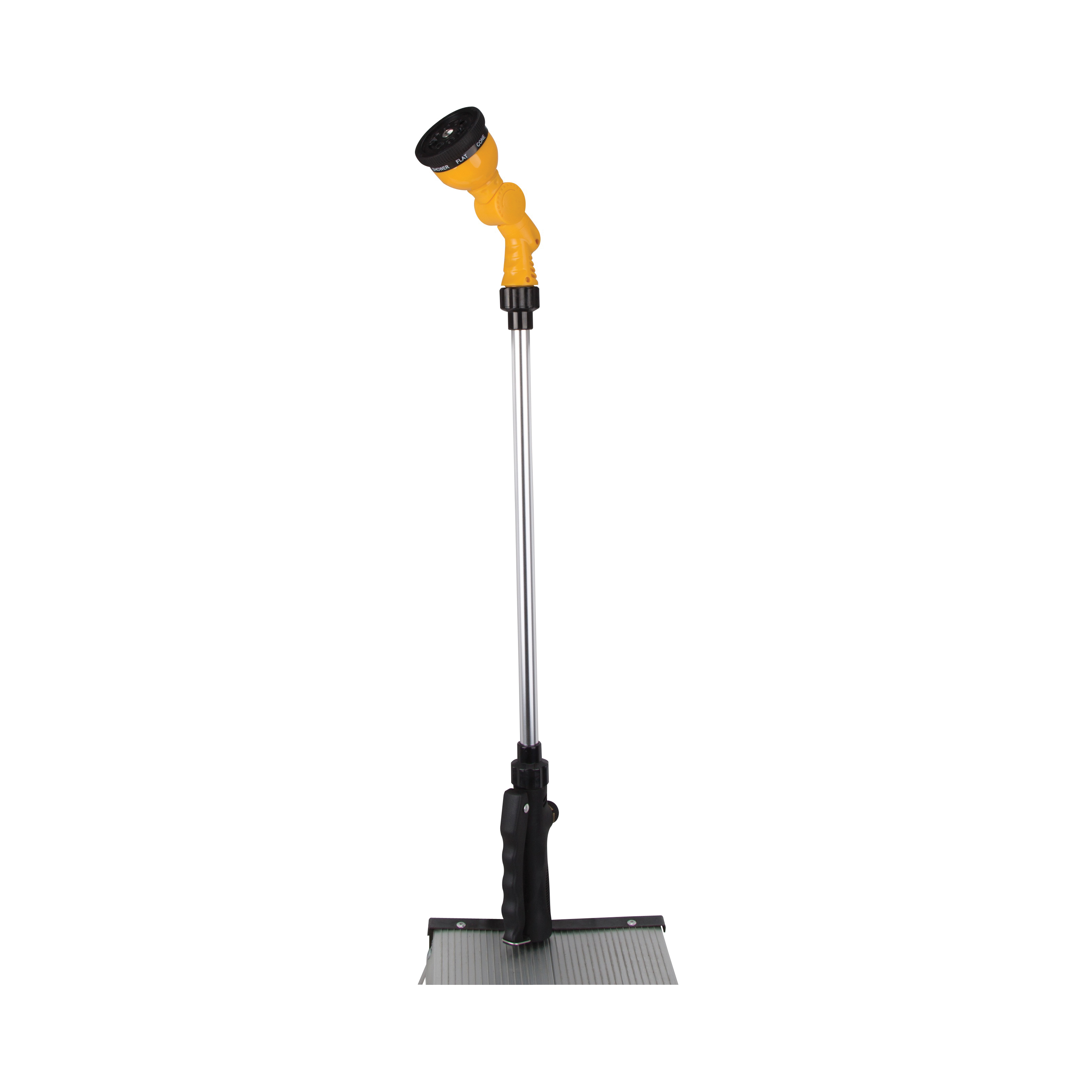 Picture of Landscapers Select GW-53571A Watering Wand, 8 -Spray Pattern, Full, Center, Jet, Mist, Angle, Shower, Flat, Cone