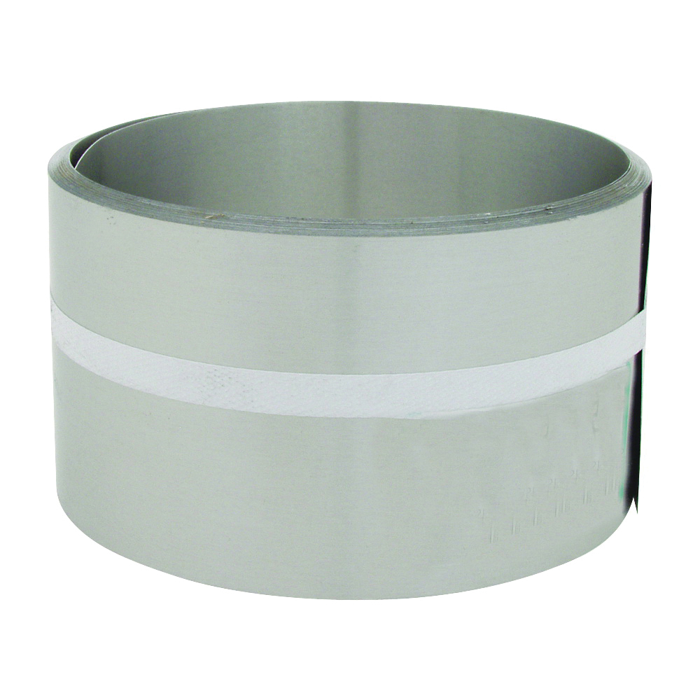 Picture of BILLY PENN 6542S Roll Valley Flashing, 50 ft OAL, 4 in OAW, Aluminum