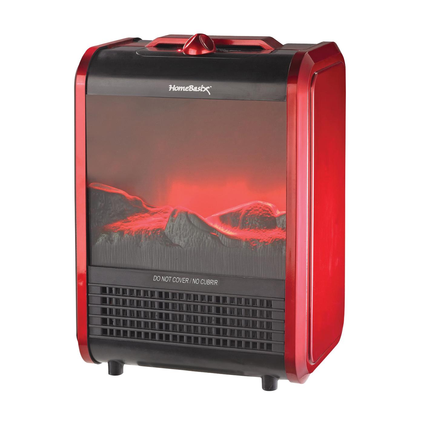 Picture of PowerZone TNP-2008I-E3 Ceramic PTC Heater 120V, 10 A, 120 V, 600/1200 W, 1200W Heating, 2-Heat Setting, Red