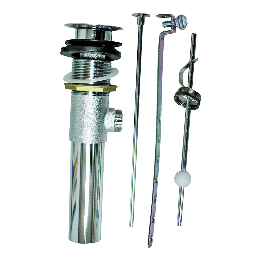Picture of ProSource 20957-3L Lavatory Assembly, Brass, Chrome