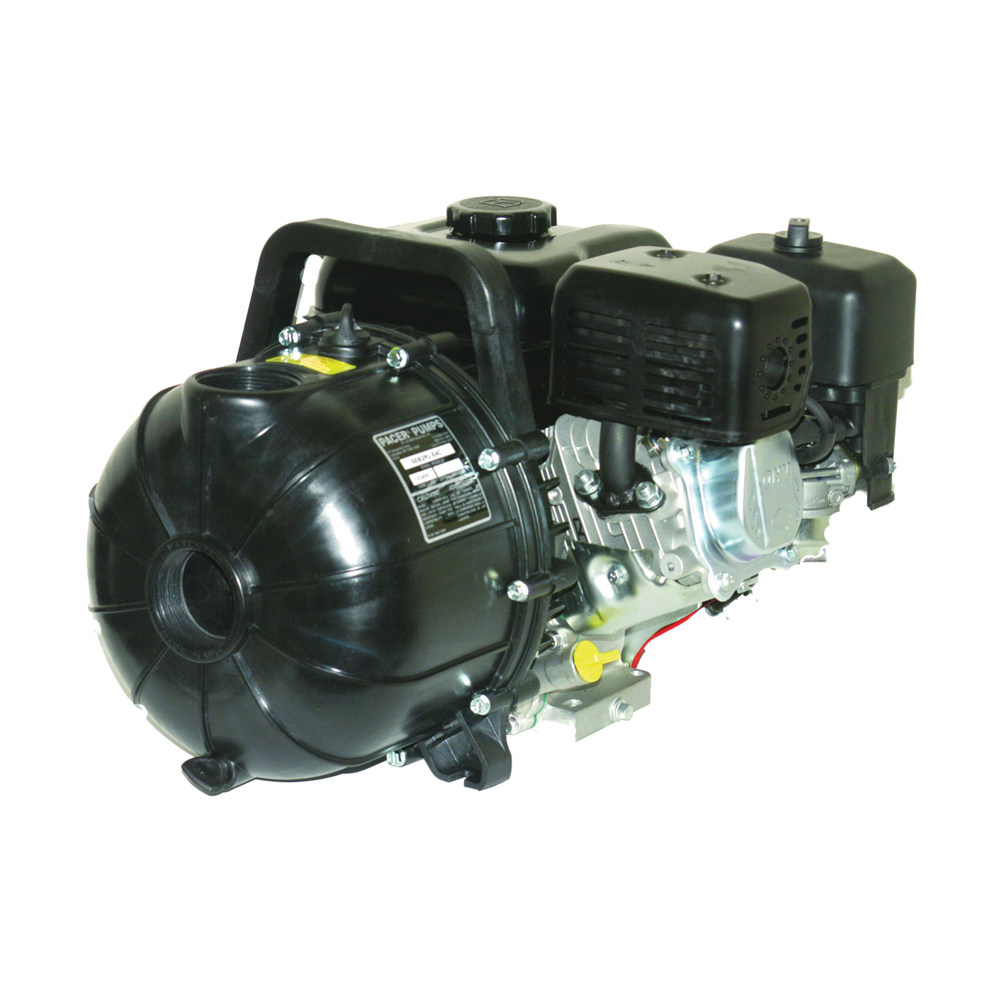 Picture of PACER PUMPS S Series SE2PLE550 Centrifugal Pump, 2 in Outlet, 100 ft Max Head, 145 gpm, Glass Reinforced Polyester
