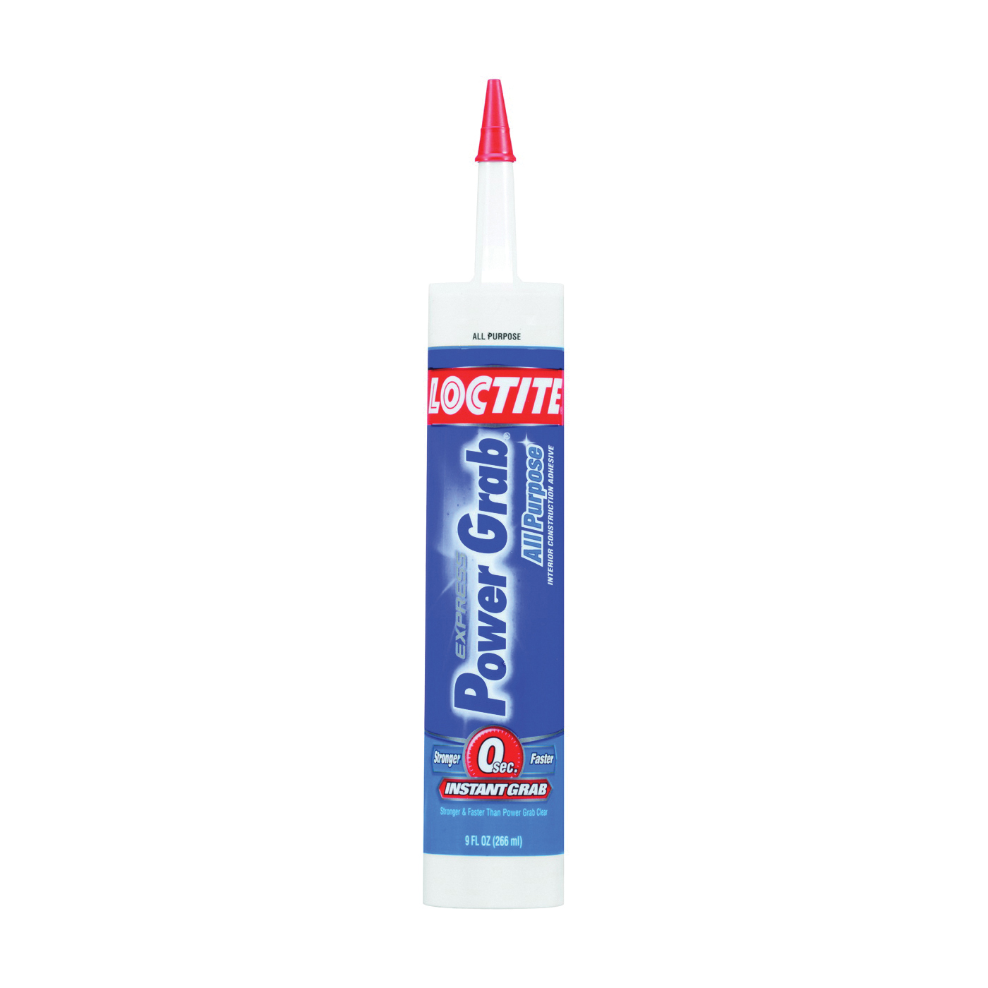 Picture of Loctite 2022554 Interior Construction Adhesive, White, 9 fl-oz Package, Cartridge