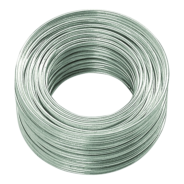 Picture of HILLMAN 50129 Utility Wire, 50 ft L, 18 Gauge, Galvanized Steel