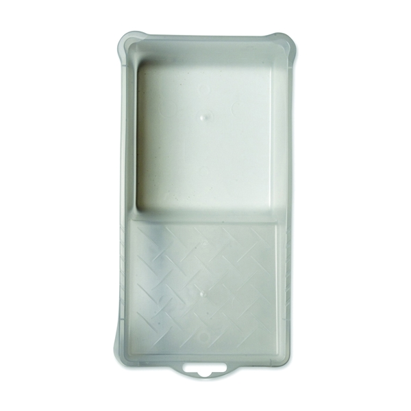 Picture of WHIZZ 73500 Paint Tray, 11 in L, 6 in W, Plastic, Clear