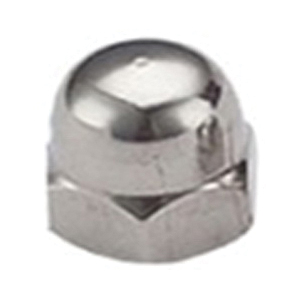 Picture of Ram Tail RT AN-10 Acorn Nut, Stainless Steel, 10, Pack