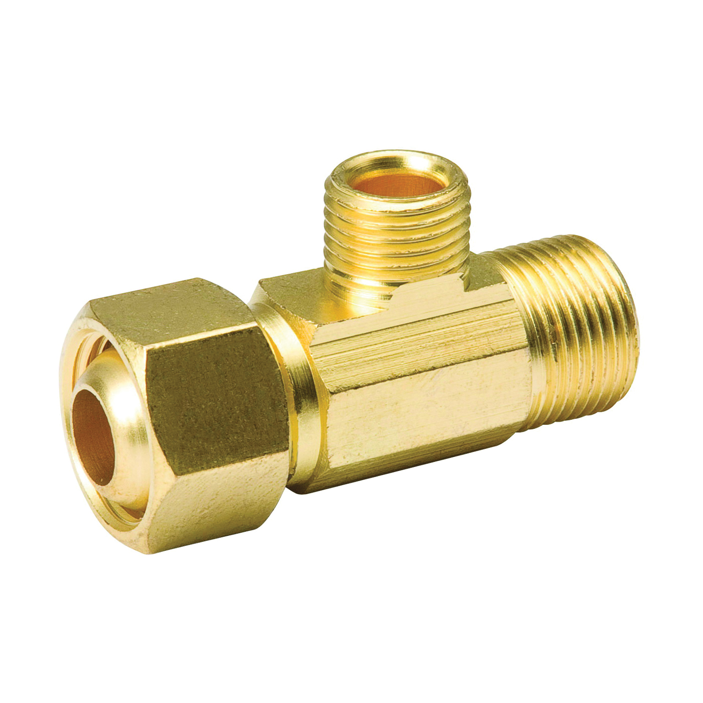 Picture of B & K ProLine 993-016NL Adapter, 3/8 in, Compression, Brass