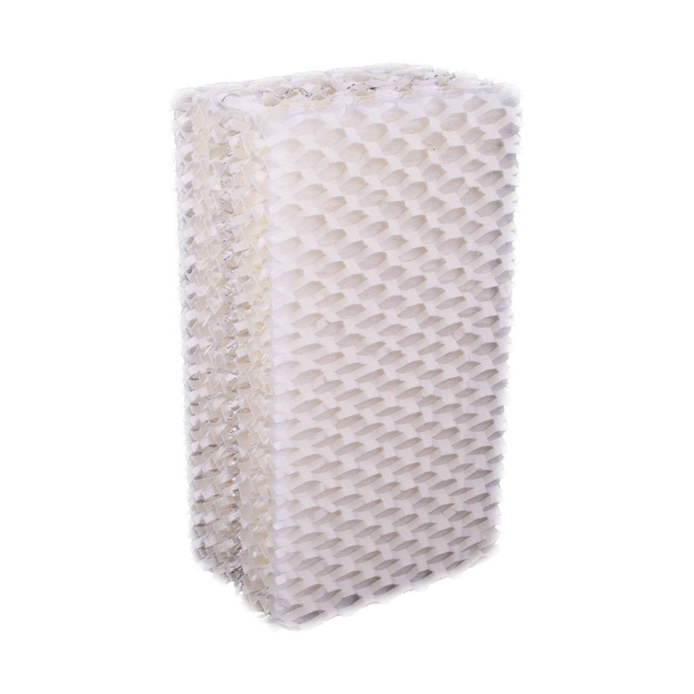 Picture of BestAir ALL-3 Wick Filter, 44 in L, 4-1/2 in W, White, For: Essickair Emerson Moistair Humidifier