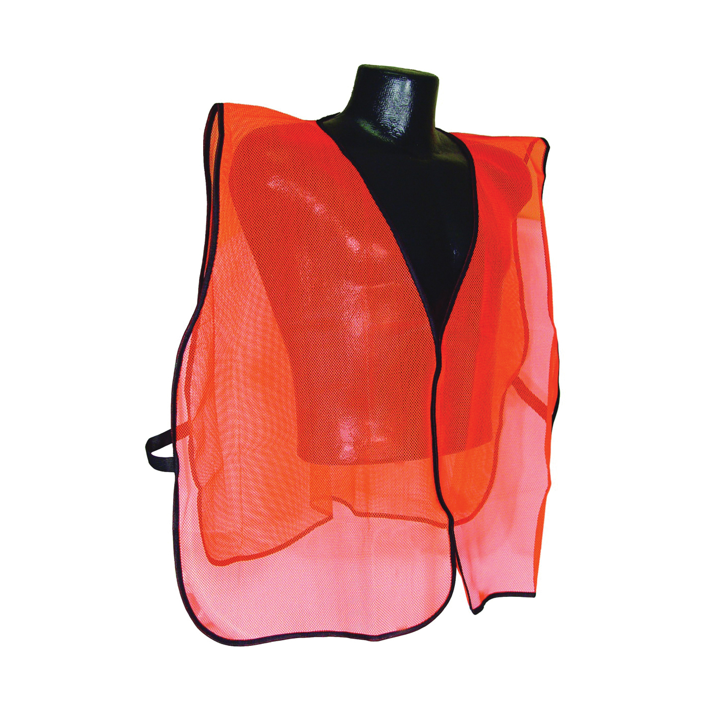 Picture of RADWEAR SVO Safety Vest, One-Size, Polyester, Green/Orange/Silver, Hook-and-Loop Closure