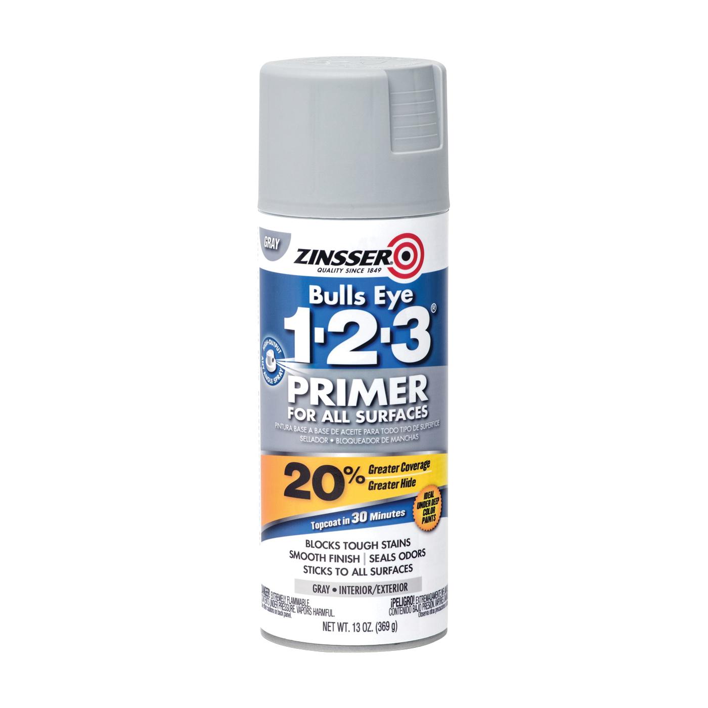 Picture of ZINSSER 290971 Primer, Gray, 13 oz