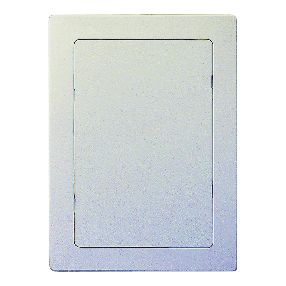 Picture of Oatey 34055 Access Panel, 6 in L, 9 in W, ABS, White