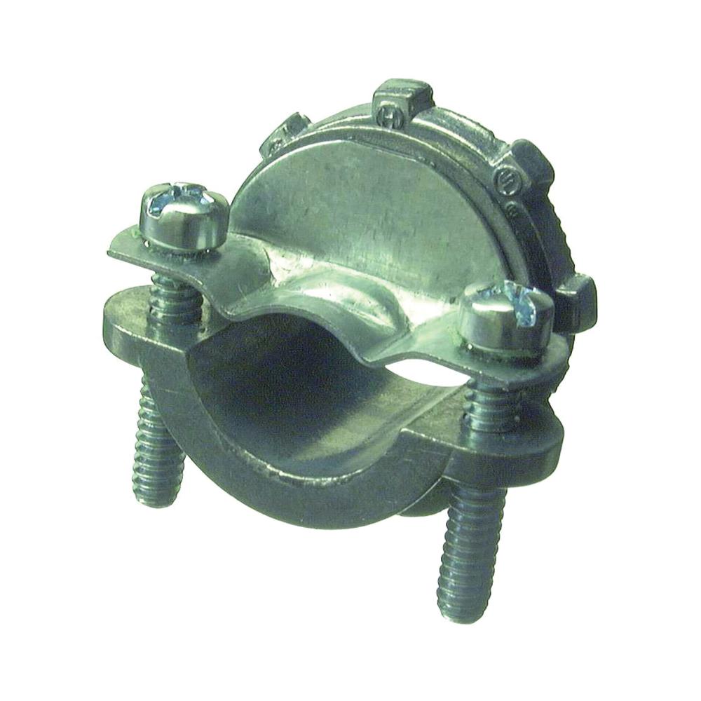 Picture of Halex 20511 Clamp Connector, Zinc