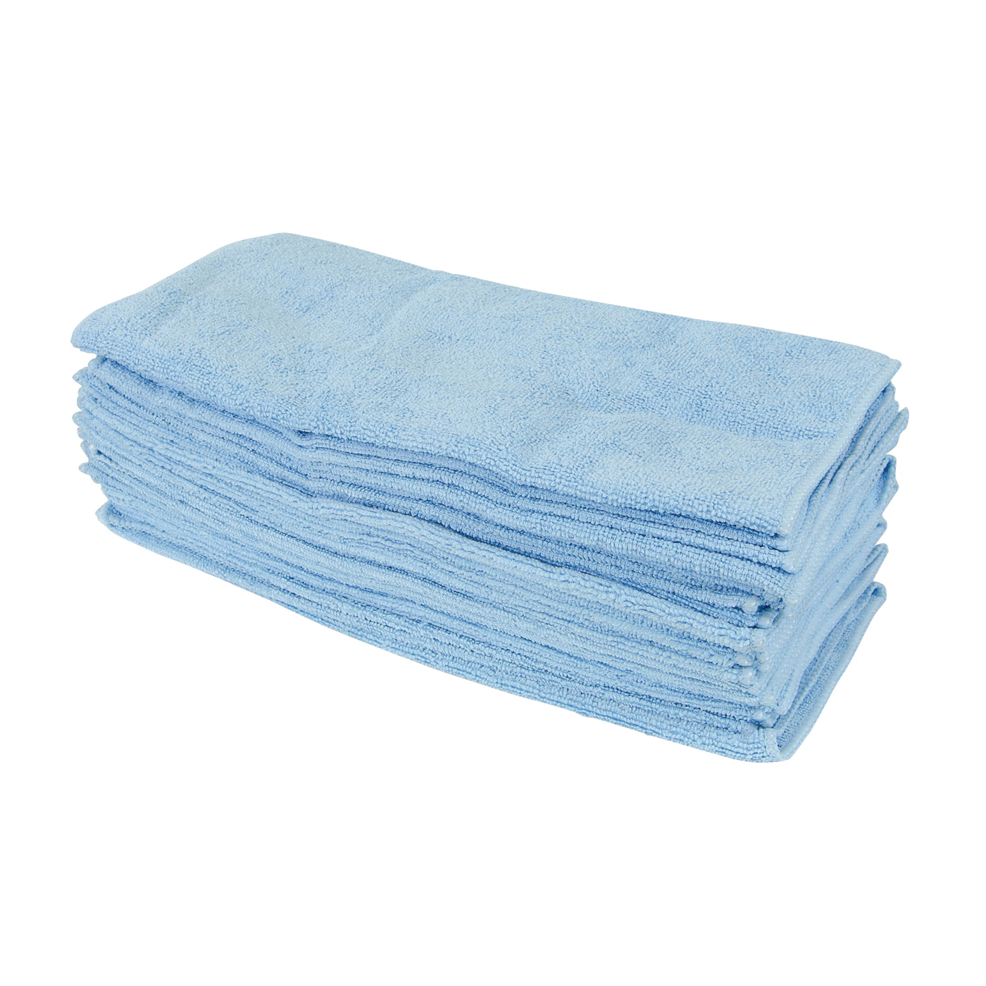 Picture of Quickie 490-24RM Microfiber Cloth Towel, 14 in L, 14 in W, Microfiber Cloth, 24, Pack