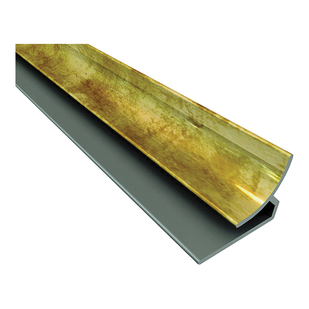 Picture of Fasade 92817 Inside Corner Trim, 18 in L, Thermoplastic, Bermuda Bronze