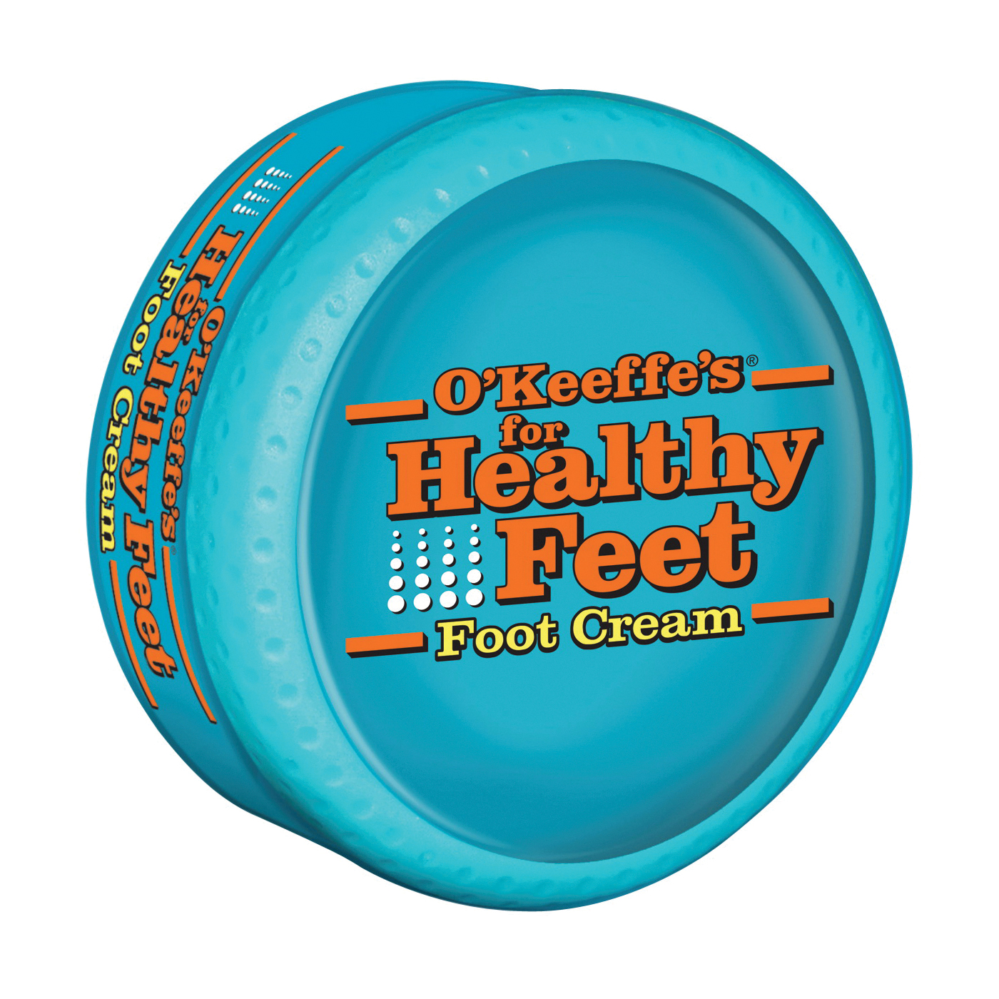 Picture of O'KEEFFE'S Healthy Feet K0320005 Foot Cream, Paste, White, Mild Stearic Acid