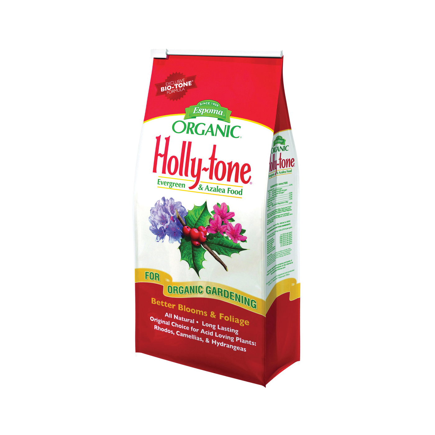 Picture of ESPOMA Holly-Tone HT36 Plant Food, Granular, 36 lb Package, Bag