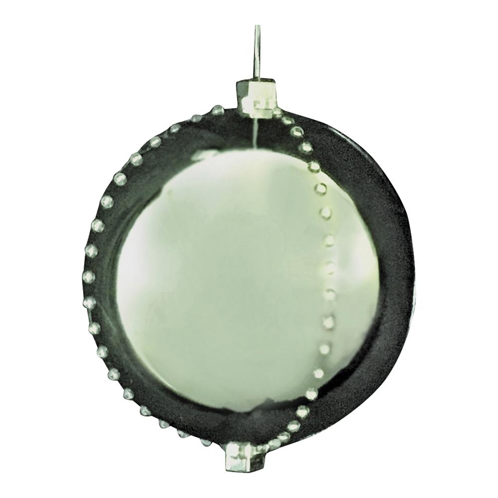 Picture of Santas Forest 60138 Pre-Lit Motion LED Ball, 6 in H, Internal Light/Music: Internal Light