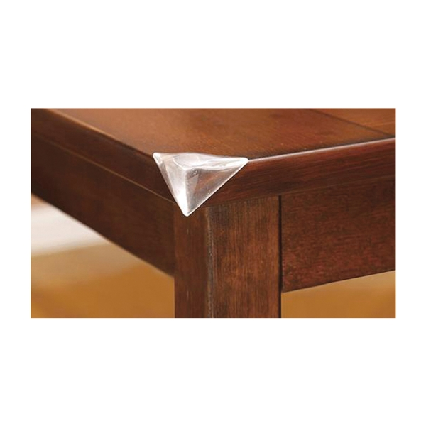 Picture of Safety 1st HS194 Corner Guard, Soft, Clear, 4, Pack