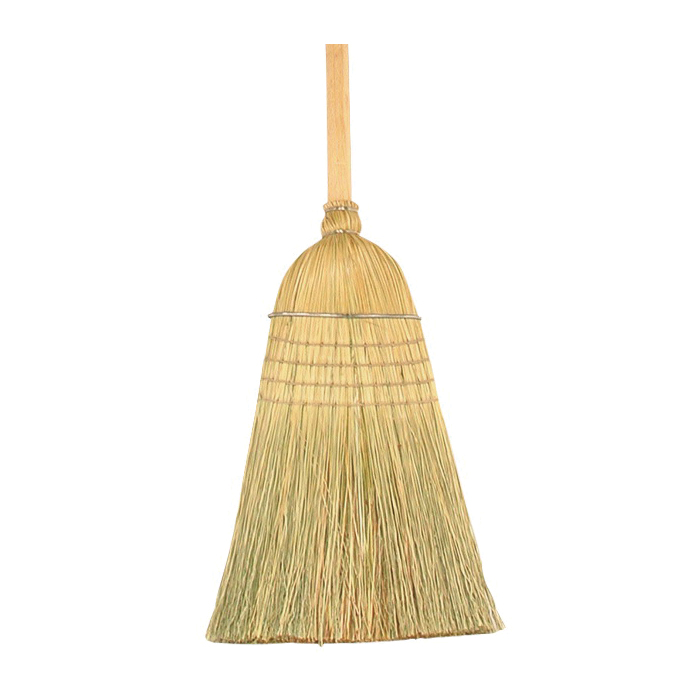 Picture of Chickasaw 00114 Warehouse Broom, Sotol Fiber Bristle, Clear