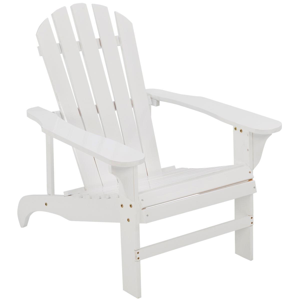 Picture of Seasonal Trends JN 16W Adirondack Chair, 5-1/4 in W, 20-1/2 in D, 36-3/4 in H, Cypress Seat, Cypress Frame