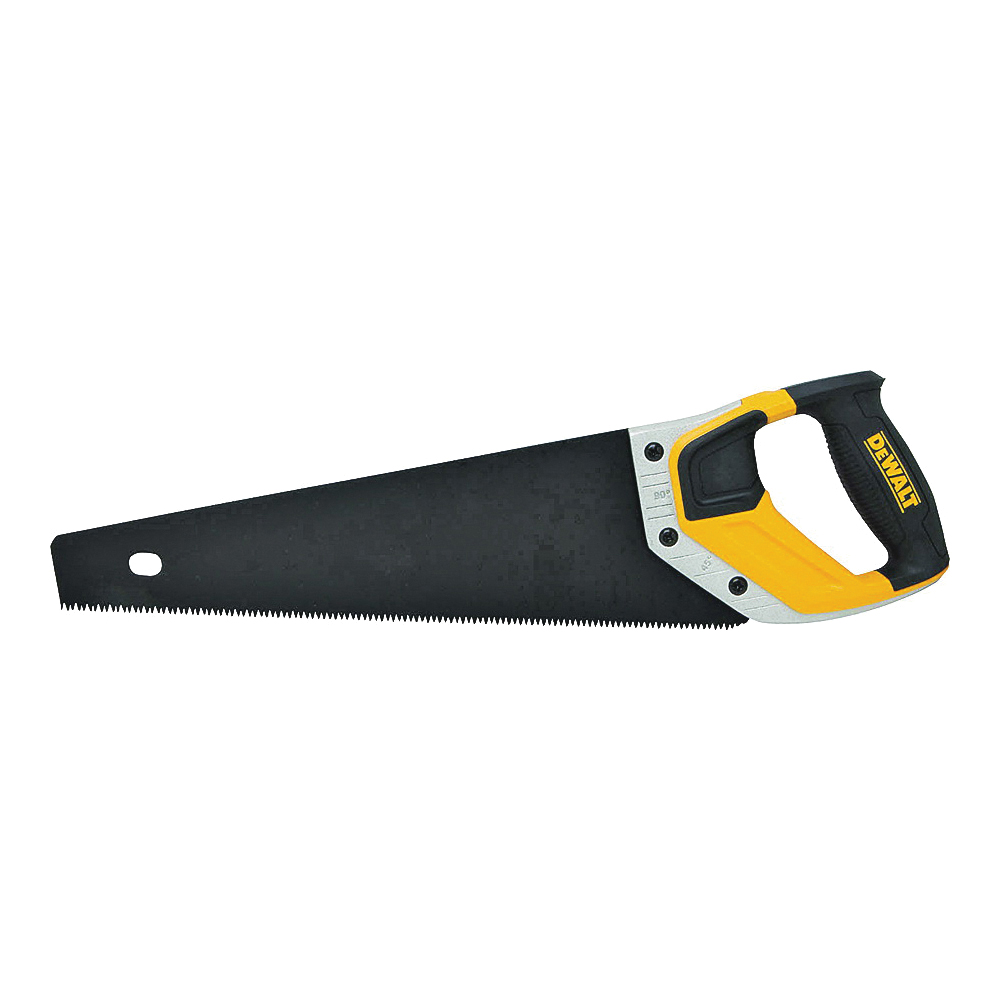 Picture of DeWALT DWHT20545L Panel Saw, 20 in L Blade, 11 TPI, Steel Blade, Aluminum Handle