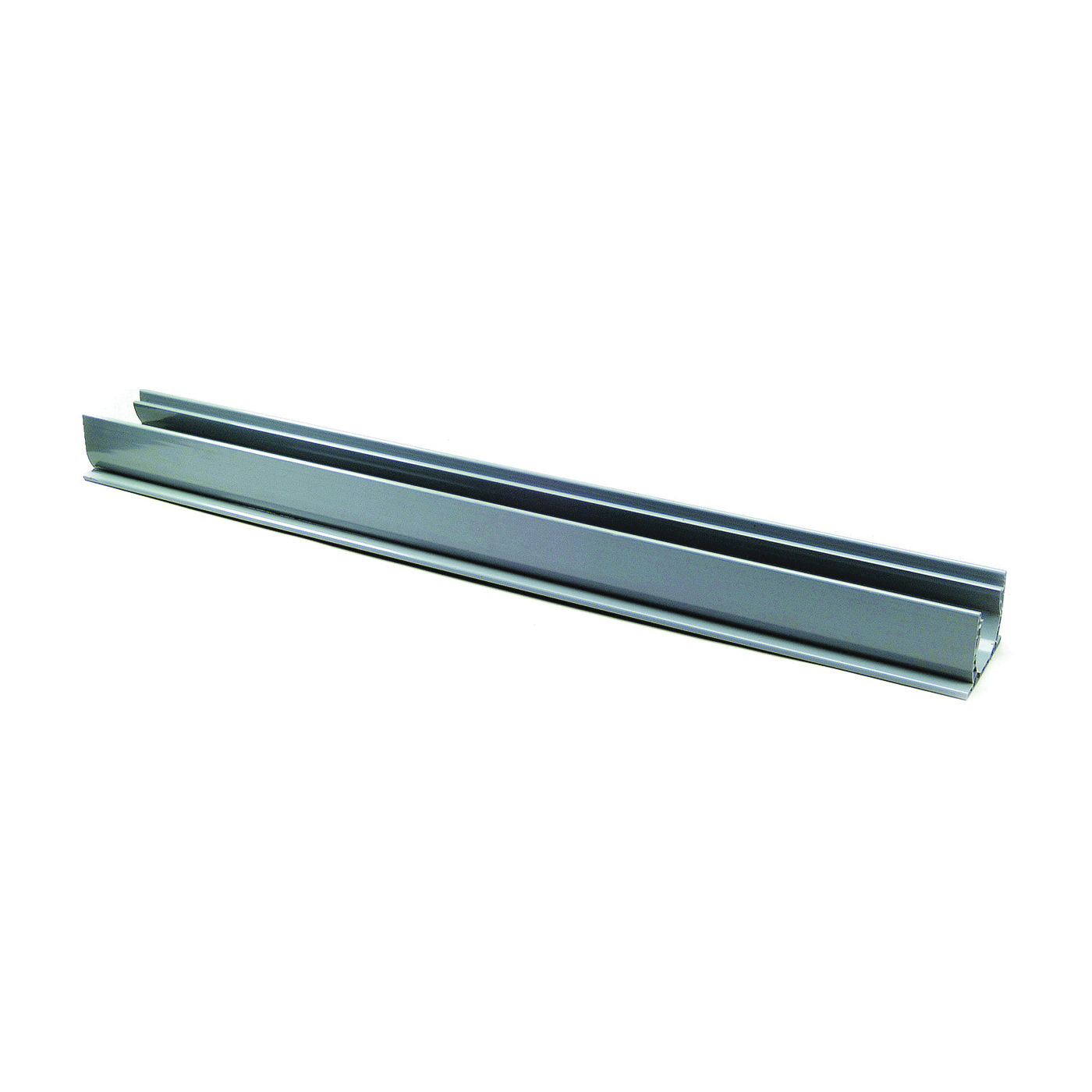 Picture of NDS 400 Channel Drain, 4 ft L, PVC, Gray