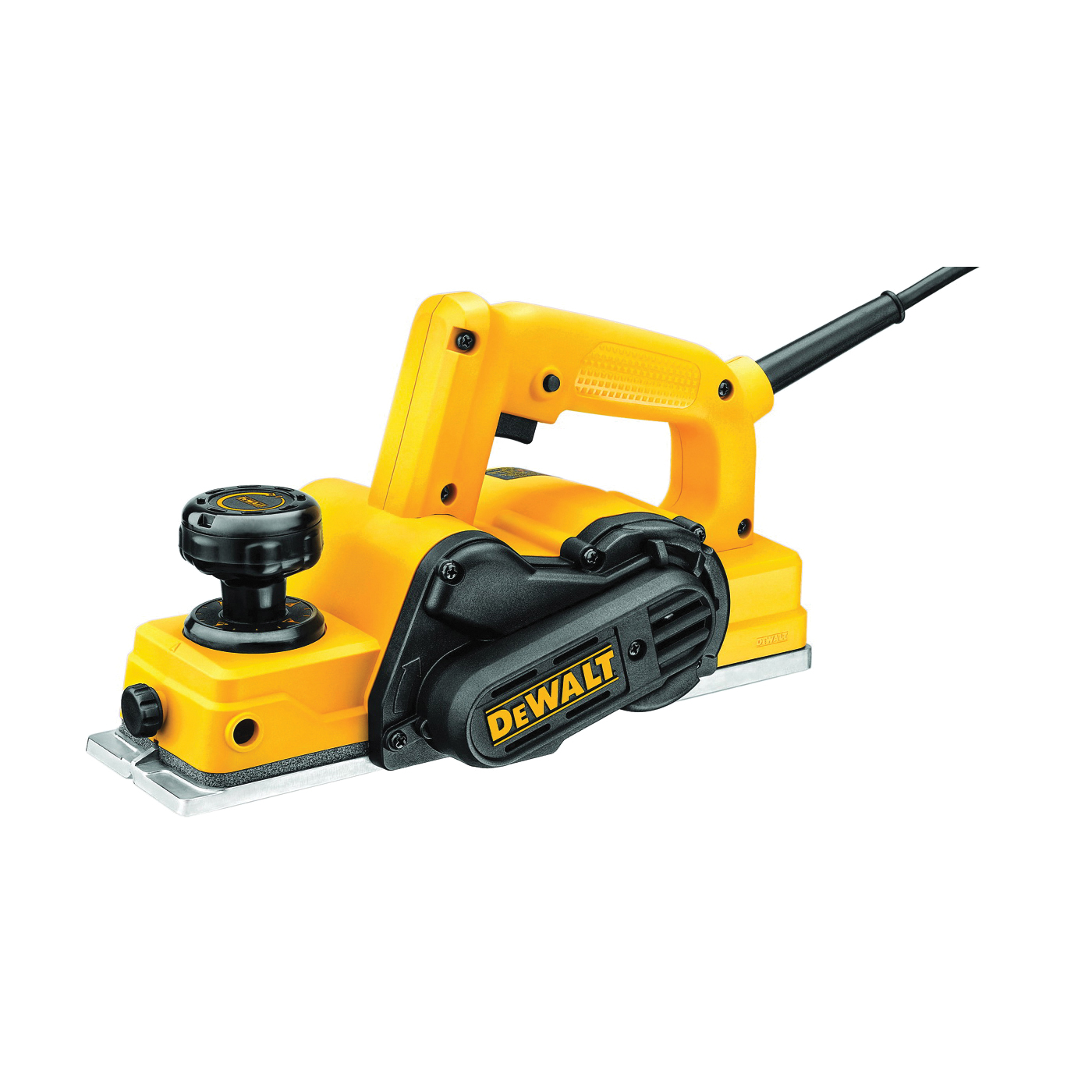 Picture of DeWALT D26676 Hand Planer, 120 V, 5.5 A, 3-1/4 in W Planning, 1/16 in D Planning, 17,000 rpm No Load