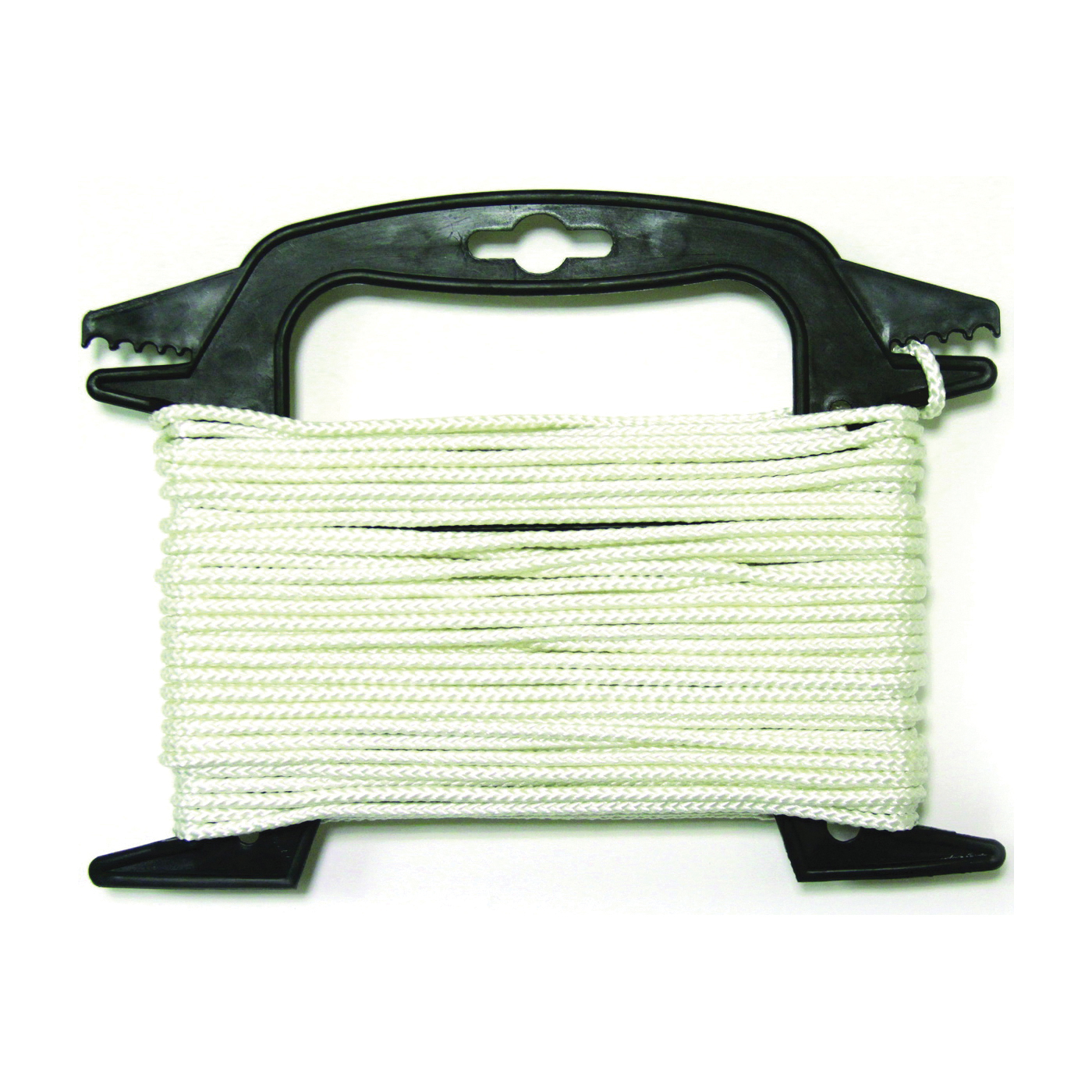 Picture of SecureLine NML48-6W Rope, 1/8 in Dia, 40 ft L, Nylon