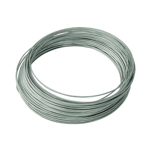 Picture of HILLMAN 50142 Utility Wire, 100 ft L, 14 Gauge, Galvanized Steel