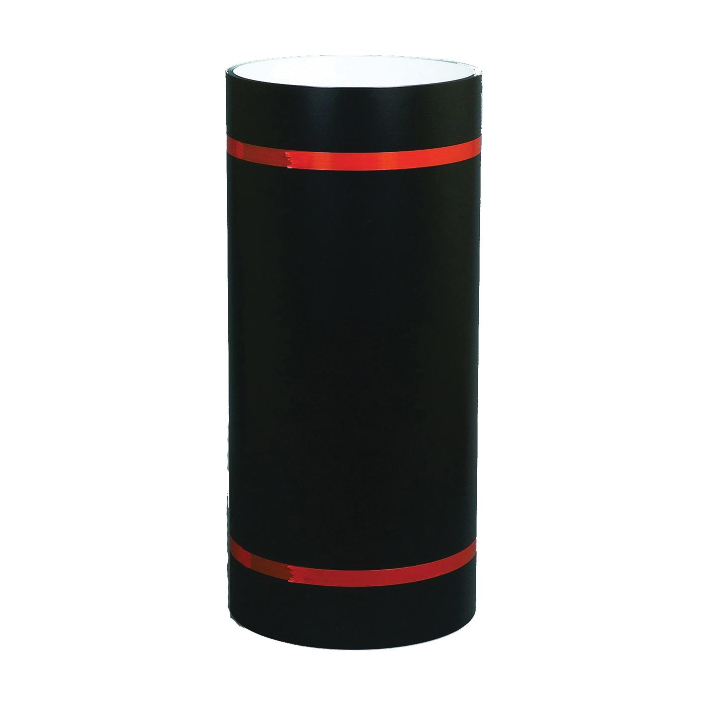 Picture of Amerimax 6911435 Trim Coil, 50 ft L, Aluminum, Black/White, Painted