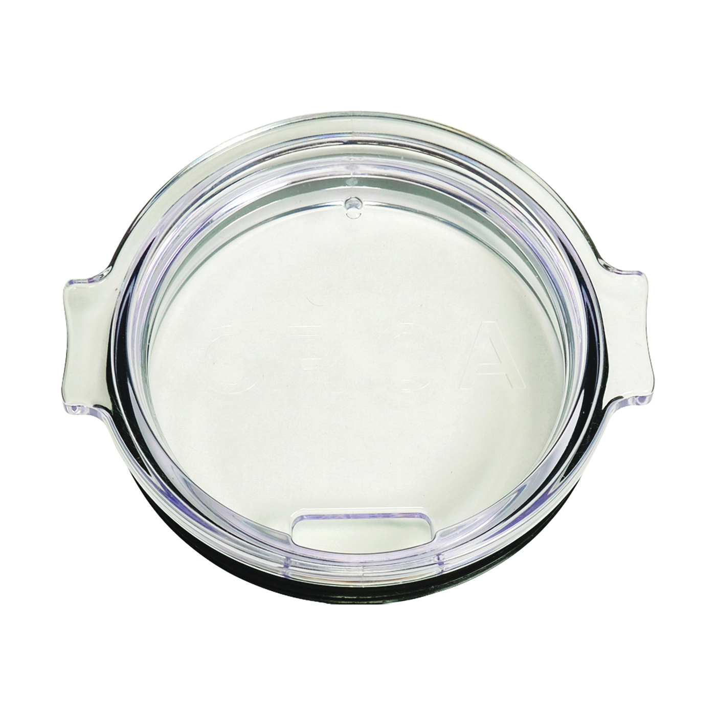Picture of ORCA ORCCLCHLID Chaser Lid, Classic, Polymer, Clear, For: Fits 27 oz ORCA Chaser