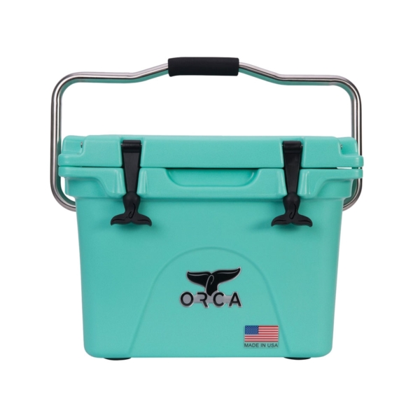 Picture of ORCA ORCSF/SF020 Cooler, 20 qt Cooler, Seafoam, Up to 10 days Ice Retention